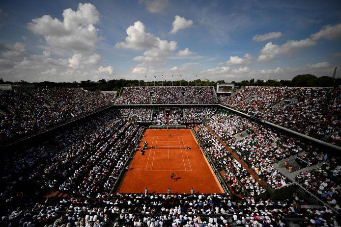 Roland Garros in 2018