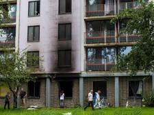 Advocaat pleit voor vrijspraak van verdachte flatbrand Diemen