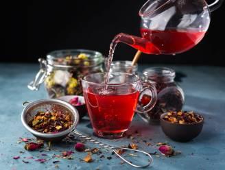 Verkoop van thee stijgt met  30%: omdat het gezond is, en om onszelf te verwennen
