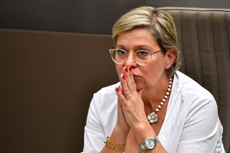 Katia Segers is Vlaams parlementslid voor sp.a