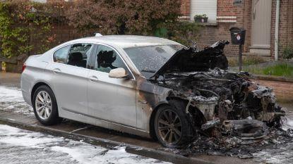 BMW uitgebrand na problemen met batterij