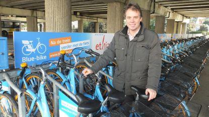Succes Blue-bike nekt koploper