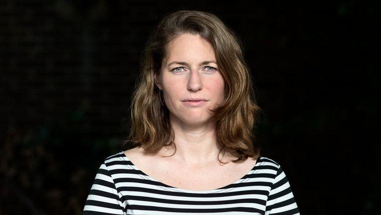 Emi Stikkelman. Beeld Linelle Deunk
