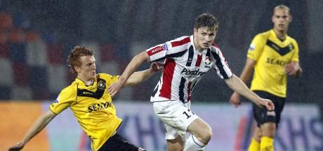 Jan-Arie van der Heijden: 'Willem II nu heel andere club dan in mijn vorige periode'