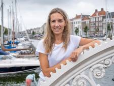 Daisy (28) zeilde een jaar lang de wereld over: 'We zaten op zee, en onze boot dreef naar de rotsen'