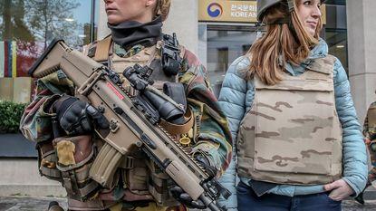 Onze journaliste patrouilleert door Brussel