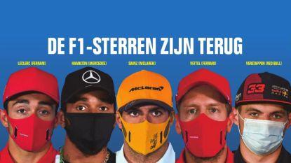 """""""Alleen Verstappen kan Hamilton aan"""": onze man blikt vooruit naar start van nieuwe Formule 1-seizoen"""