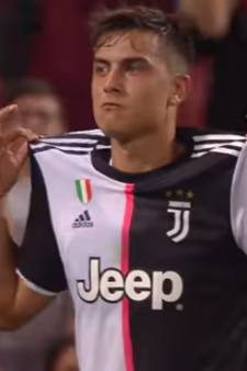 Le but sensationnel de Dybala avec la Juventus