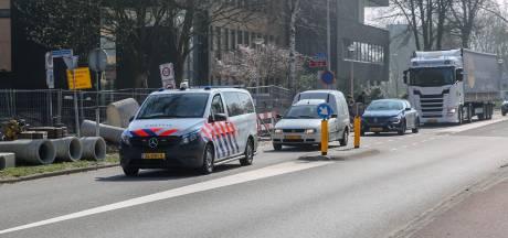 Grote zoektocht naar mogelijke ontvoerder in Roosendaal: 'Vrouw op kruising in busje getrokken'