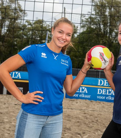 Vrouwenfinale beachvolleybal Breda sterk Brabants getint