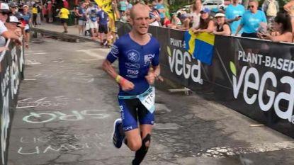 Jeroen De Meester (39) finisht onder de 10 uur voor eerste deelname aan Iron Man in Hawaï