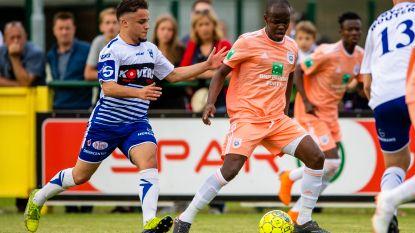 OEFENWEDSTRIJDEN. Anderlecht niet voorbij KSK Heist - AA Gent wint moeizaam tegen Drongen