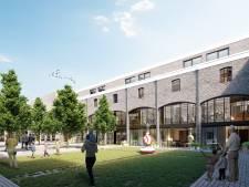 Stoer wonen in Nieuwe Kethelpoort met misschien wel de eerste houten garage van ons land