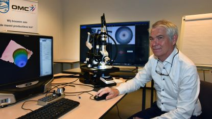 Nieuw hoogtechnologisch labo op OMC