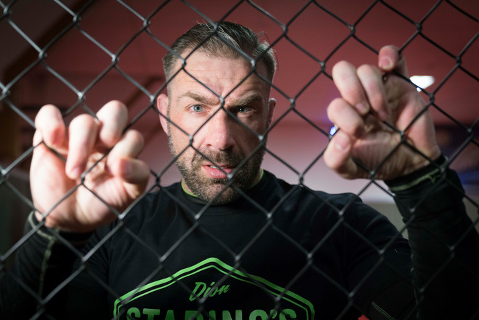 MMA-vechter Dion 'The Soldier' Staring