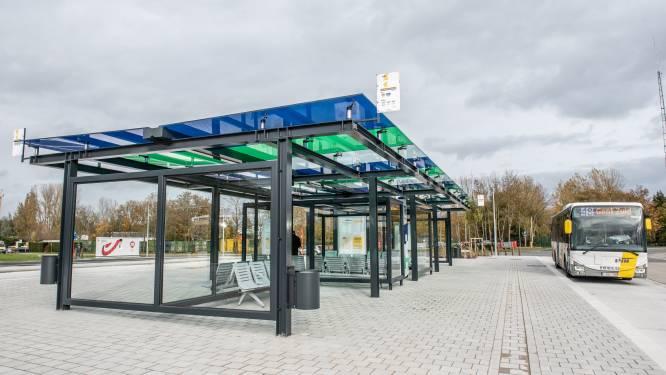 """Hoppinpunt in Gavere in gebruik genomen: """"Verschillende vormen van vervoer samengebracht"""""""