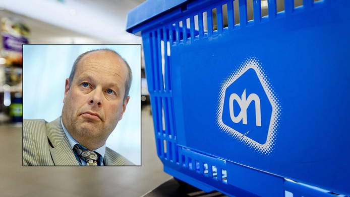 Gelders gedeputeerde Jan-Jacob van Dijk boycot AH.