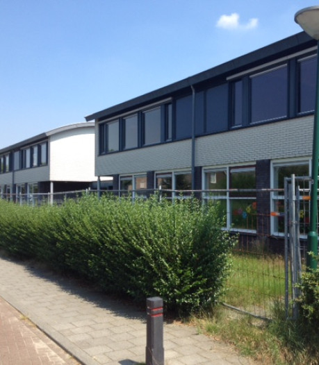 Wens college Laarbeek: 72 huizen erbij in Aarle-Rixtel