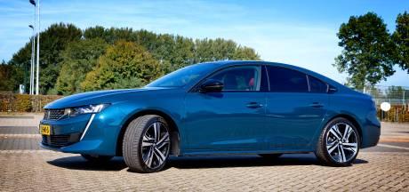 Test Peugeot 508: spannend, maar soms onhandig