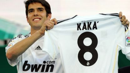 """Makelaar Kaká over transfer naar Real Madrid in 2009: """"Hij wilde Milan helemaal niet verlaten"""""""