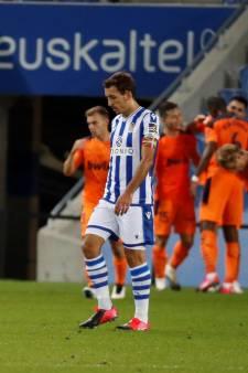 Valencia wint uitduel bij Real Sociedad door goal Maxi Gómez
