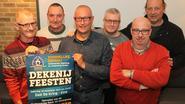 Dekenij Oudenaardse Steenweg op feesttoer