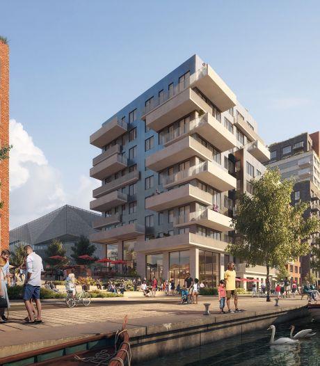 Ruim 450 appartementen ronden oostkant van Nieuwegeinse binnenstad af