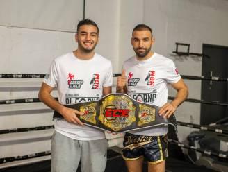 """Beest in de ring, zachtaardige thaiboksleraar erbuiten. Youssef El Haji (27) verovert wereldtitel thaiboksen: """"Mijn droom? Enkele kleine wereldkampioentjes voortbrengen"""""""