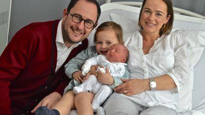 """Scott Van Quickenborne Sabbe doet Vincent en Anouk verlangen naar meer: """"Drie, vier, vijf kinderen? We sluiten dat niet uit"""""""