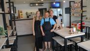 Thierry en Christine starten met Stienne's Food-Café