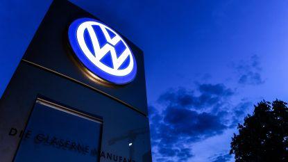 VW wil aandeel elektrische wagens naar meer dan 40 procent tegen 2030