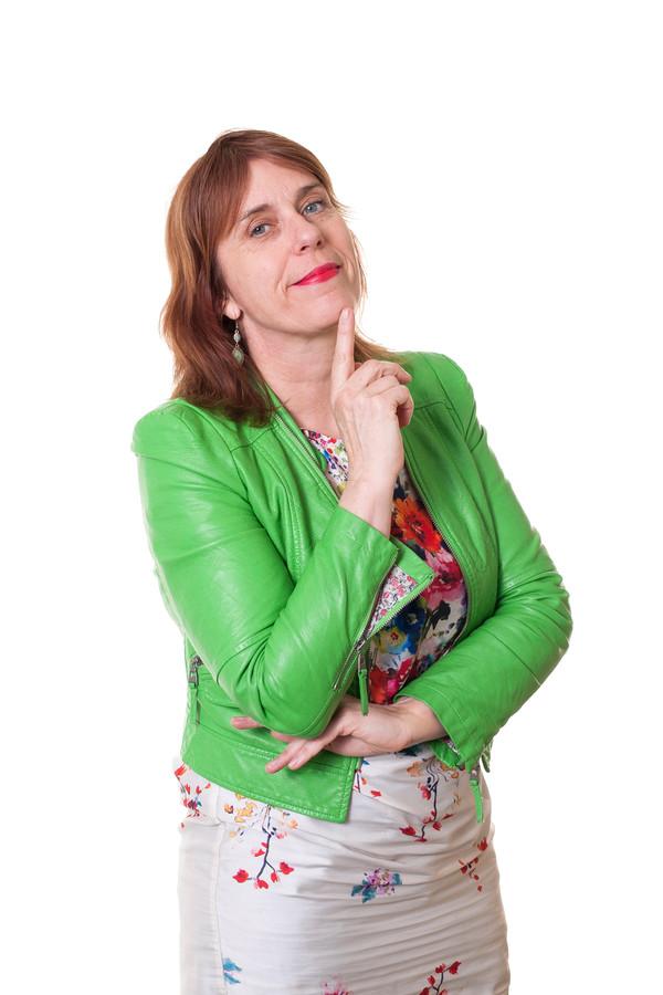 Irene van der Aart.