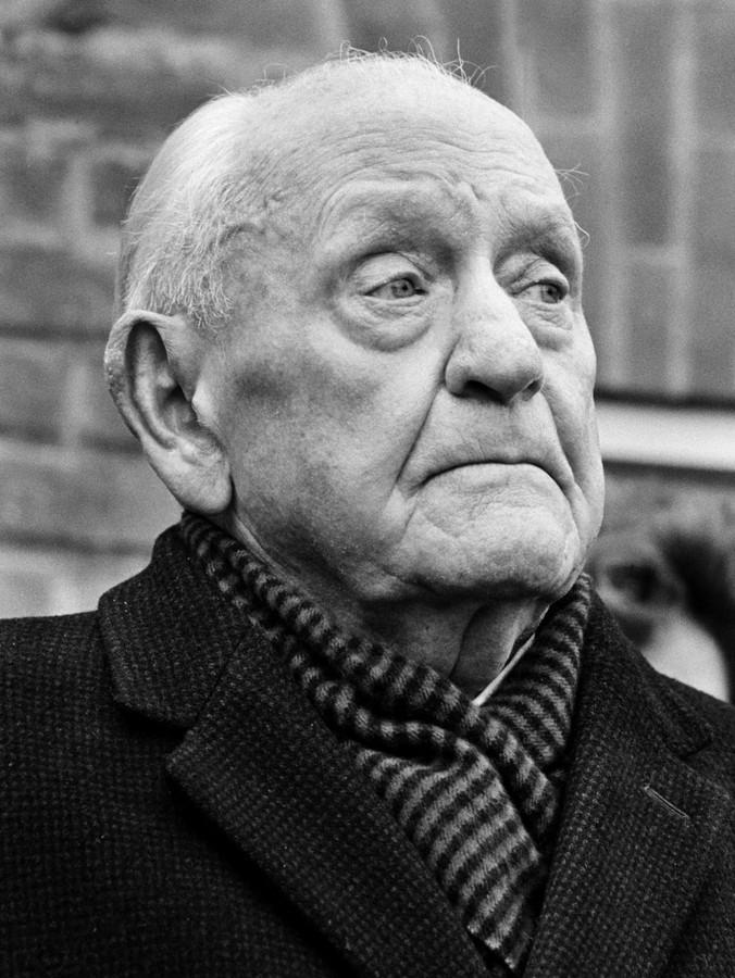 De Poolse generaal Stanislaw Maczek (deze foto dateert van 1981) , commandant van de 1ste Poolse Pantserdivisie die op 29 oktober 1944 Breda bevrijdde. Dit jaar wordt 75 jaar bevrijding van Breda op tal van manieren herdacht en gevierd.