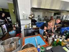 Brand heeft forse impact voor Apeldoorns restaurant de Heerlijckheyt Het Loo