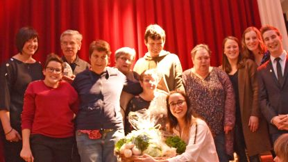 Soepkadee's winnen jaarlijkse Egelprijs