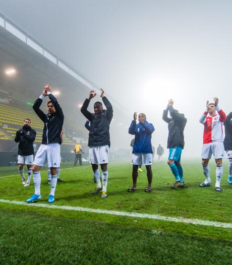 Feyenoord-fans mogen met hetzelfde kaartje restant mistduel zien