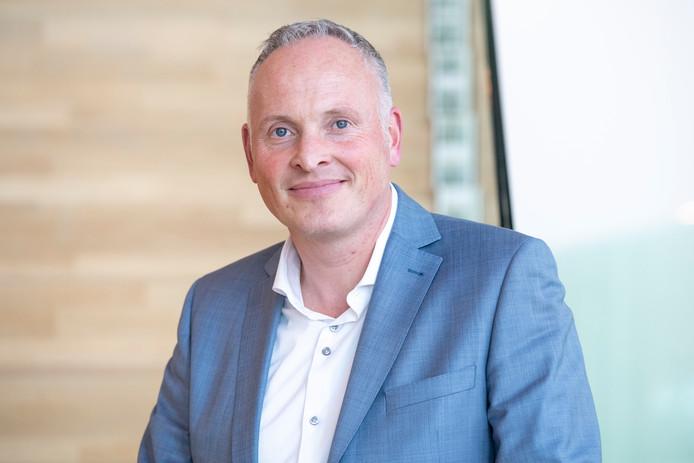 Sjoerd Scholte is de nieuwe directievoorzitter bij Rabobank Apeldoorn en omgeving.