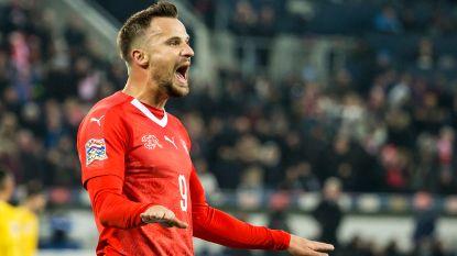 LIVE. Wat een ommekeer: Seferovic maakt er 3-2 van! Zwitserland heeft nog één goal nodig voor plaats in Final Four