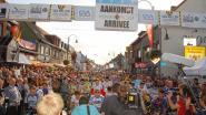 Renners Sluitingsprijs rijden voor het eerst door Opstalpolder