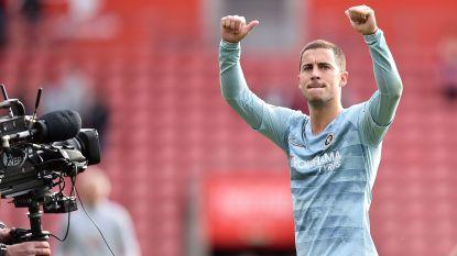 Ondanks de slechte start van Real Madrid blijft Eden Hazard flirten met zijn droomtransfer