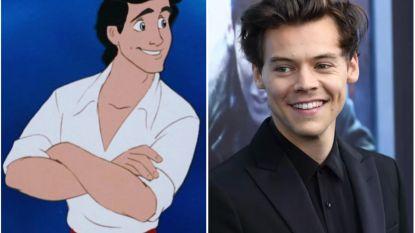 Harry Styles wordt misschien prins Eric in live action-versie van 'De Kleine Zeemeermin'