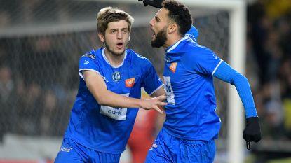 VIDEO. Wat een ontknoping: Lokeren geeft 2-0-voorsprong in slotfase uit handen, AA Gent sleept ultiem punt uit de brand