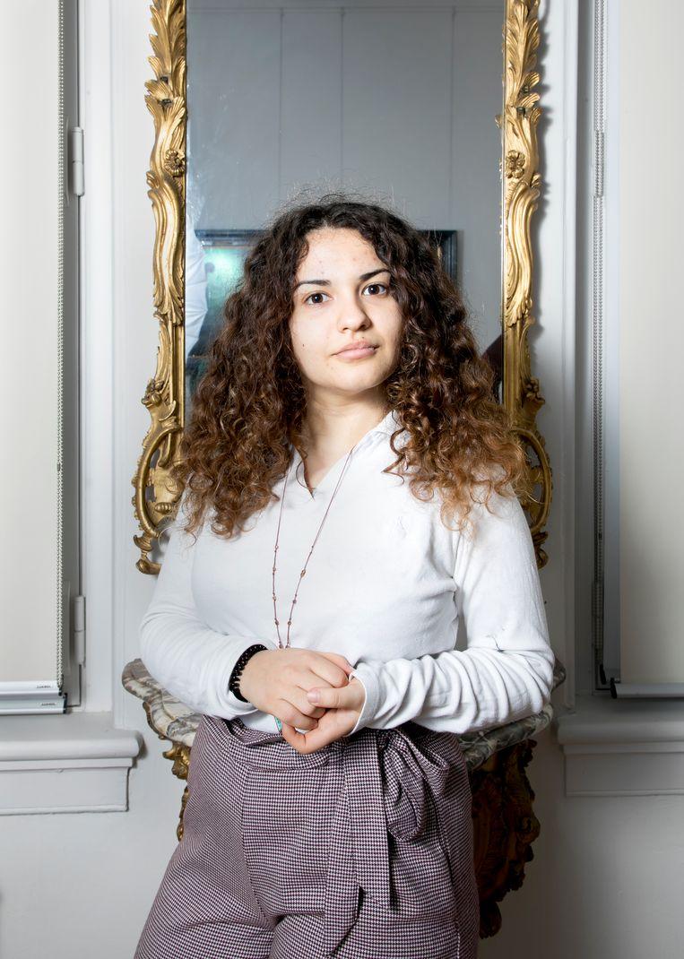 Bezoeker Frans Hals Museum Beeld Judith Jockel