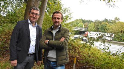 50.000 euro voorzien voor geluidsberm ter hoogte van Galgewegel