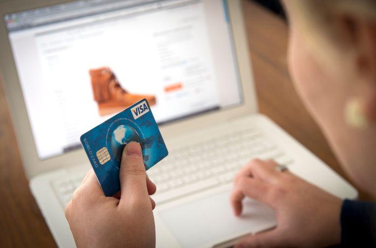 Online winkelen. Beeld ANP XTRA