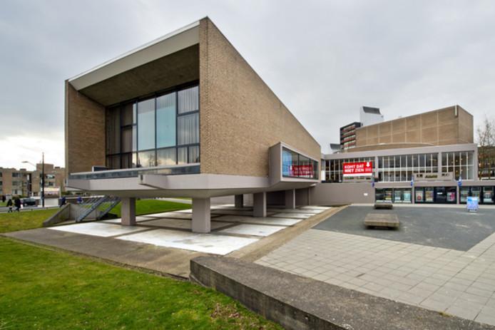 De Stadsschouwburg in Nijmegen.