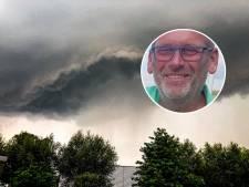 Weerman Wolvenne uit Terwolde alarmeert: 'Met deze storm moeten we echt donders voorzichtig wezen'