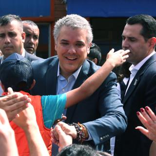 Colombia kiest conservatieve Duque als nieuwe president