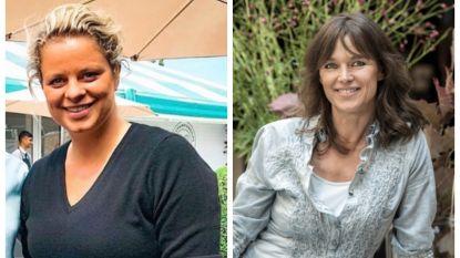 SHOWBITS. Kim Clijsters poseert na 17 jaar voor dezelfde foto en Pascale Naessens deelt een verfrissende tip