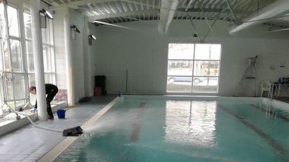 VIDEO. Goed nieuws! Maandag heropent zwembad  in Avelgem